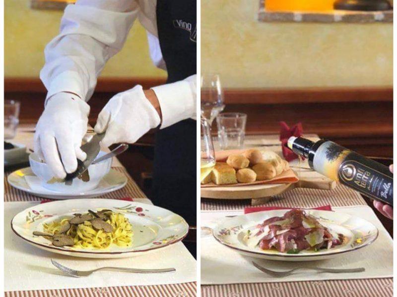 Menu restorana Oštarija Rondo – zdravi i bezglutenski obroci